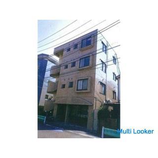 駅3分  鉄筋コンクリート造4階建て3階南向き角部屋  3LDK 即入居可能