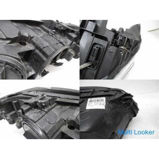 H21 ベンツ W221 S550 左右 ヘッドライト 社外 部品取り