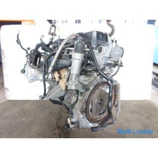 H18 ベンツ SLK R171 エンジン 271 チャージャー付