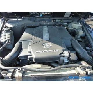 H13 Gクラス AMG G55L 4WD サンルーフ 革シート 純正AW 車検2年付き