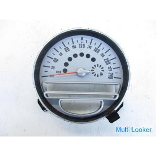 BMWミニ MM16 R55 スピードメーター