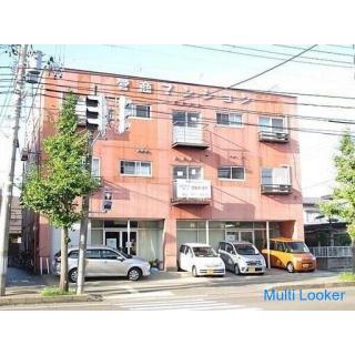 2DK 賃貸マンション  明田地下道すぐそば 秋田駅徒歩圏内 追い焚きあり