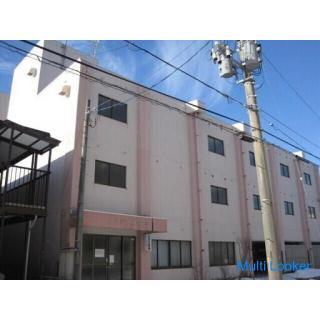 南通宮田 1K賃貸マンション 洋室広々約10帖!