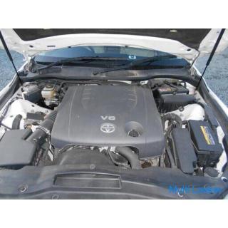 H17 マークX250G Four 4WD ワンオーナー 社外ナビ 車検2年11月