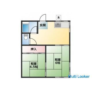 家具家電付きです。今月中の契約ですと初期費用総額0円で入居可能。東武野田線 新柏駅。