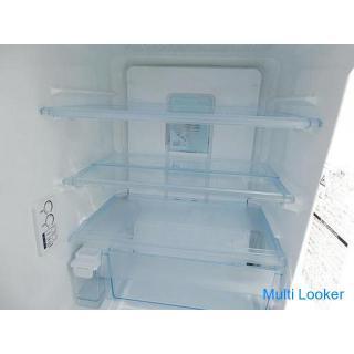 ☆☆TOSHIBA/東芝☆ノンフロン冷凍冷蔵庫 自動製氷付き 340L シルバー■GR-34ZX■2011 年製
