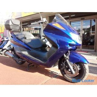 ヤマハ マジェスティ250C (MAJESTY) ブルー