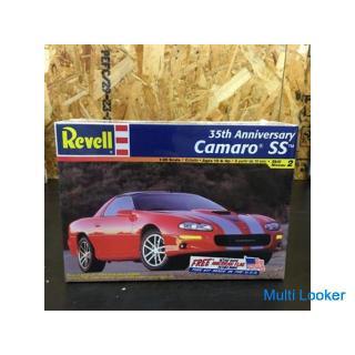 Revell 35th Anniversary camaro SS