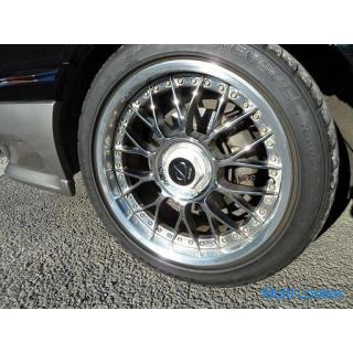 H2 日産 レパード アルティマターボ 車高調 サンルーフ 本革シート 車検2年10月