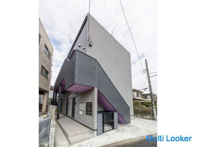 人気のスキップフロアタイプで広々ロフト付き!初期費用5万円のデザイナーズアパート☆松戸市のワンルームのお部屋が登場