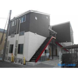 「南林間駅」徒歩11分の新築・家電付きのワンルーム♪ 初期費用は前家賃と事務手数料19,800円のみです♪