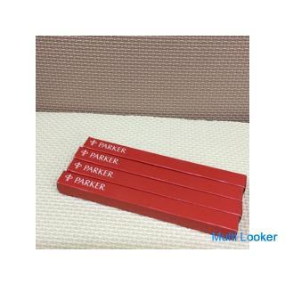 PARKER ボールペン 4本セット