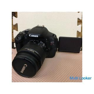 Canon一眼レフ EOS Kiss X5