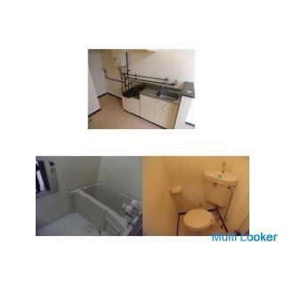 札幌国際大学 学生向け物件ご紹介 ペット相談可  1LDK メゾネットタイプ バストイレ別