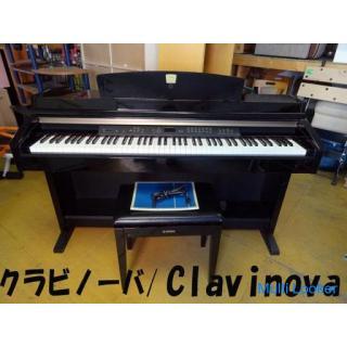 YAMAHA/ヤマハ☆Clavinova/クラビノーバ 電子ピアノ 88鍵盤 専用椅子付き 動作OK CLP-230