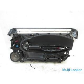 H21 BMWミニ MF16 R56 右 レギュレーター パネル付