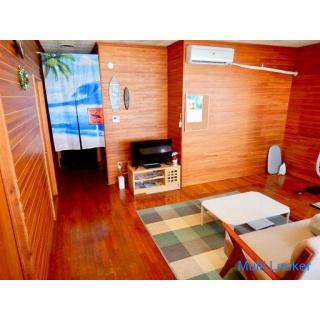 個室有のシェアハウス! 家具・家電付きで1ヵ月から契約可能