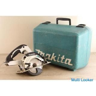 makita マキタ 125㎜ 14.4V 充電式丸のこ SS540D 本体 ケース 切断機 電動工具 大工(D3499awxYGG)