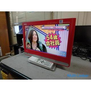 ★2008年製★ORION 液晶テレビ 16型 LD16C-R