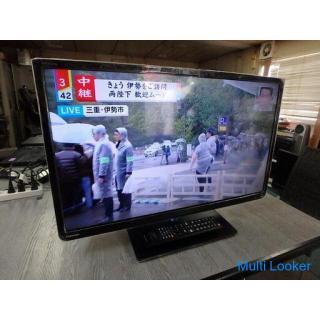 ★2010年製★SHARP AQUOS 32型液晶テレビ LC-32SC1