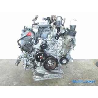 H16 ベンツ W211 E320 エンジン 112 Fデフ付