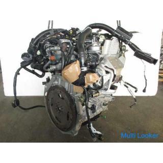 H27 CX-3 DK5FW S5DPTS エンジン タービン 付 23405km
