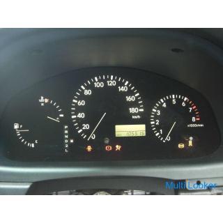 13年ハリアー ACU10W スピードメーター