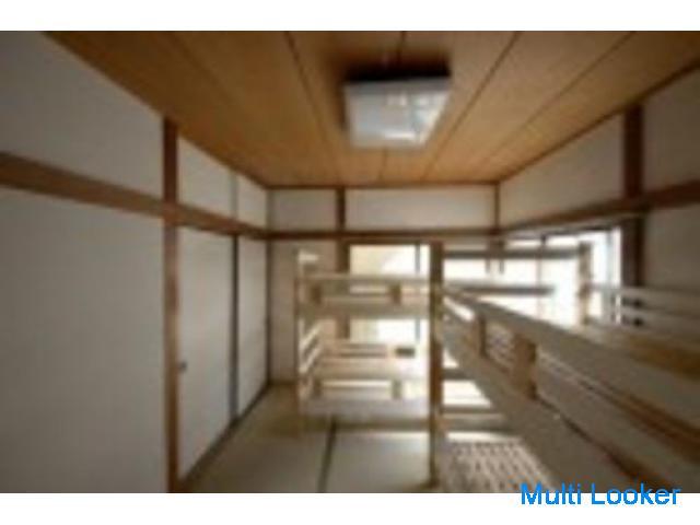 男性限定!新宿駅まで徒歩で行けちゃうシェアハウス!