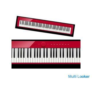 展示中 新品電子ピアノ カシオPX-S1000レッド 赤