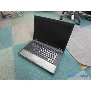 パソコン ノートパソコン☆DELL LATITUDE E5510