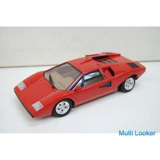 Lamborghini Countach 模型 レッド ランボルギーニ カウンタック フィギュア