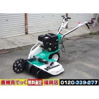 オーレック 自走式草刈機 ウィングモア WM746F 6.3馬力 2WD 二面あぜ草刈機 美品