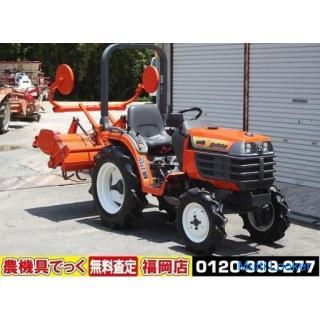 クボタ トラクター GB15 15馬力 パワステ 4WD 自動水平【農機具でっく】