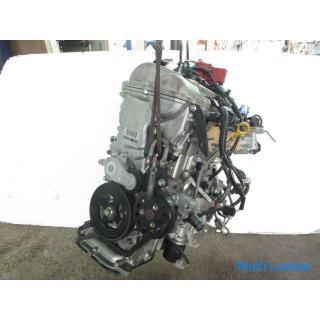 カローラフィールダー NZE161G エンジン 27871km