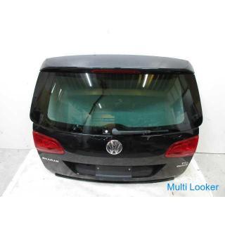 VW シャラン 7NCAV バックドア リアゲート