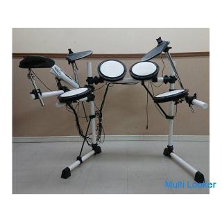 MEDELI メデリ DD502J Digital Drum Kit デジタル 電子ドラムセット ドラム キット 作動未確認ジャンク(E763kkxYGG)