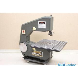 ジャンク ベルメックス 電動立型バンドソー BS360 卓上バンドソー  工具 電動工具 DIY 切断機
