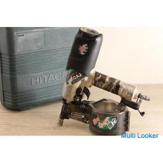 HITACHI 日立工機 ロール釘打機 NV50AJ エアー工具 エア釘打機 常圧 50mm 釘打ち機