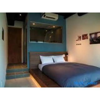 秋葉原のホテル型シェアハウスに2万円のみで入居できます!