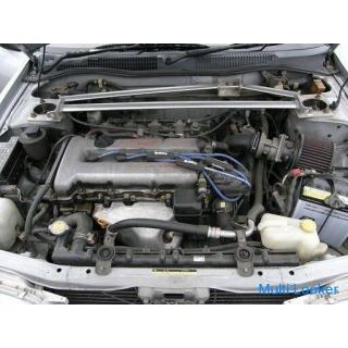 H7 プリメーラ 1.8 Ci Lセレクション 車検3年2月 5MT ローダウン ETC R2自動車税込