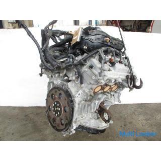 ヴェルファイア GGH25W 2GRFE エンジン 52196km