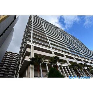 【ルナタワー・ハリウッドプレイス】JR「ユニバーサルシティ」駅徒歩2分 USJの前のマンションです。月々8万円台で購入可能。ユニバの年パス買ったら毎日行けちゃいます。