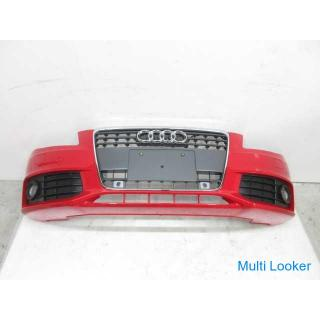 20年 アウディ A4 8KCDH フロント バンパー