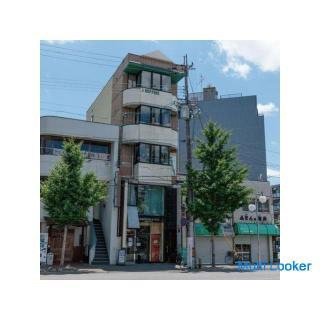 【即入居可能】【女性専用の相部屋35,000円/月】【光熱費・手数料なし】京都駅まで徒歩10分のシェアハウス。個室もあります。