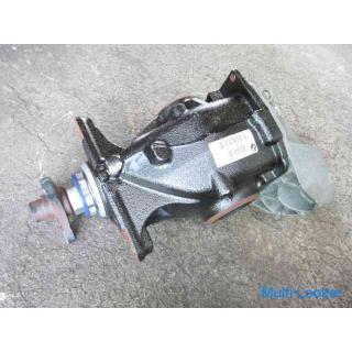 BMW 118i 1R15 F20 リア デフ 7599466-05