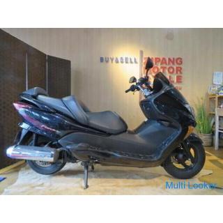 HONDA FORZA 250 BA-MF08 ホンダ フォルツァ 250cc 10401km ブラック 実動! ビッグスクーター 自賠責R3.6 バイク