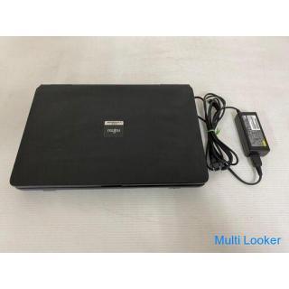 【FUJITSU】 富士通 15.6インチ ノートパソコン FMV-A8290 Win10 Home 32bit Celeron 900 2.20GHz 2GB HDD 160GB