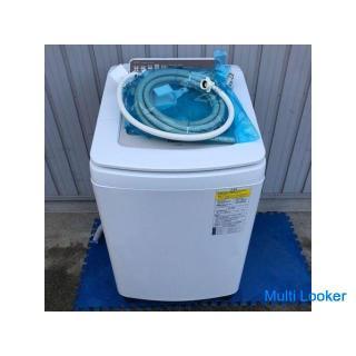 【Panasonic】 パナソニック電気 洗濯乾燥機 洗濯容量8kg NA-FD80H6 2018年製