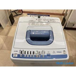 日立 7.0kg洗濯機 2017年製 NW-T73
