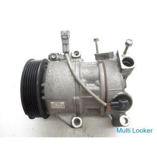 H23 ヴィッツ KSP130 エアコン コンプレッサー